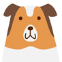 対象動物・大型犬