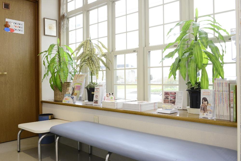 平和動物病院の内観画像