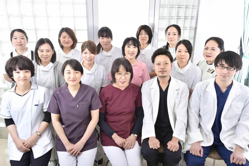 北川犬猫病院 スタッフ写真