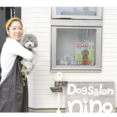 DOG SALON nino