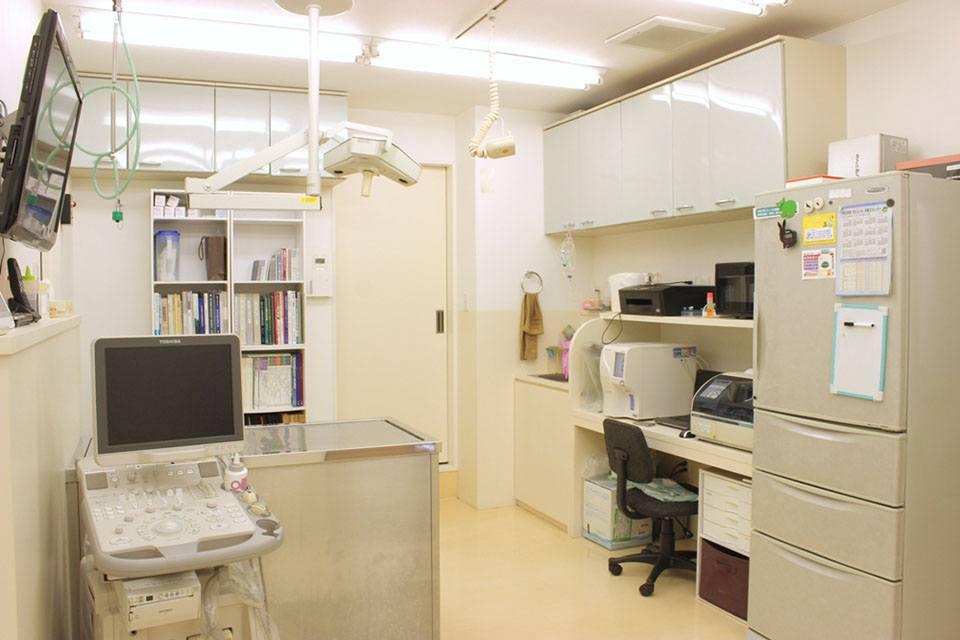 津田沼動物病院の内観画像