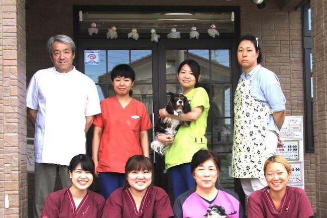 大倉山動物病院 スタッフ写真