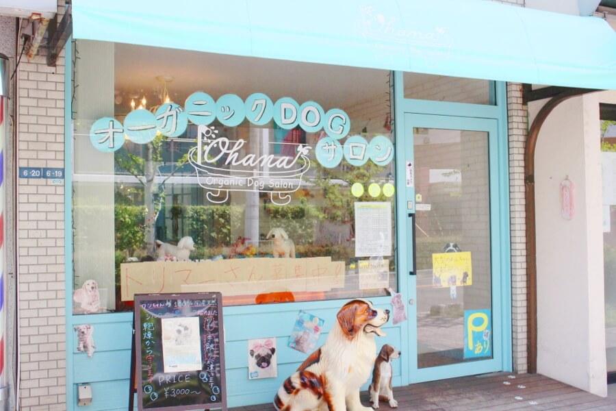 Organic Dog Salon Ohana
