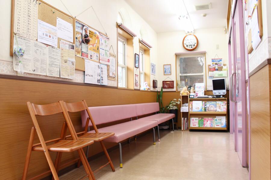 ユナイテッド松戸きむら動物病院の内観画像