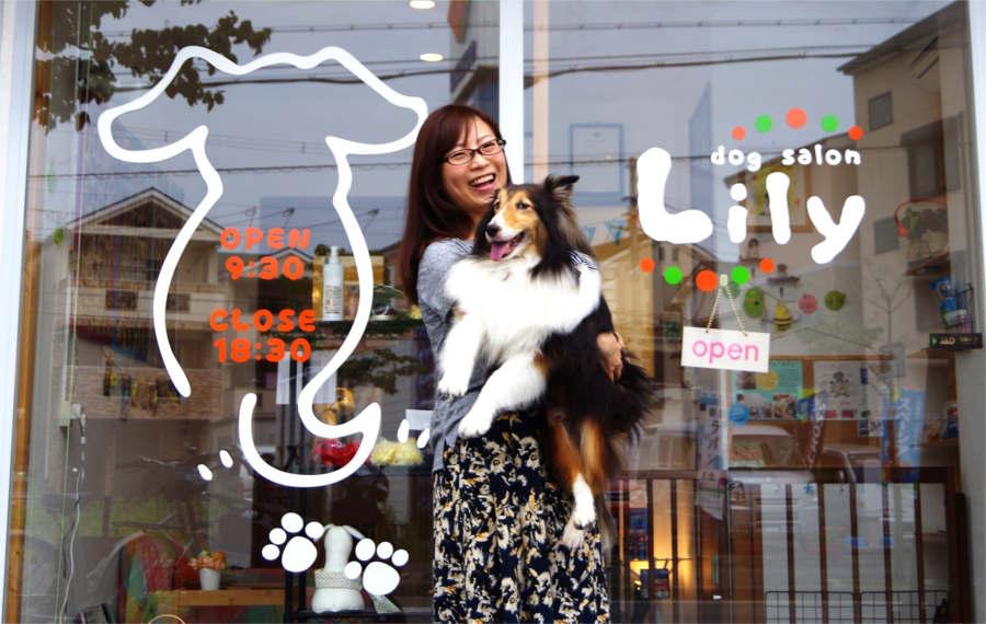 Dogsalon Lily(ドッグサロン リリィ)