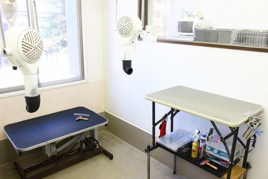 エルム動物病院(トリミング)の内観画像