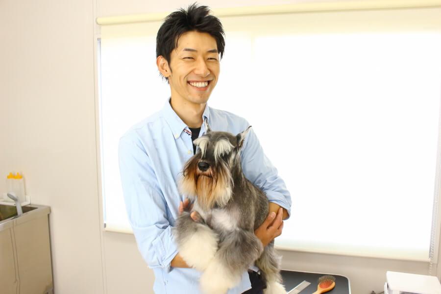 Dog Salon & Hotel ALMA(アルマ)のメイン画像