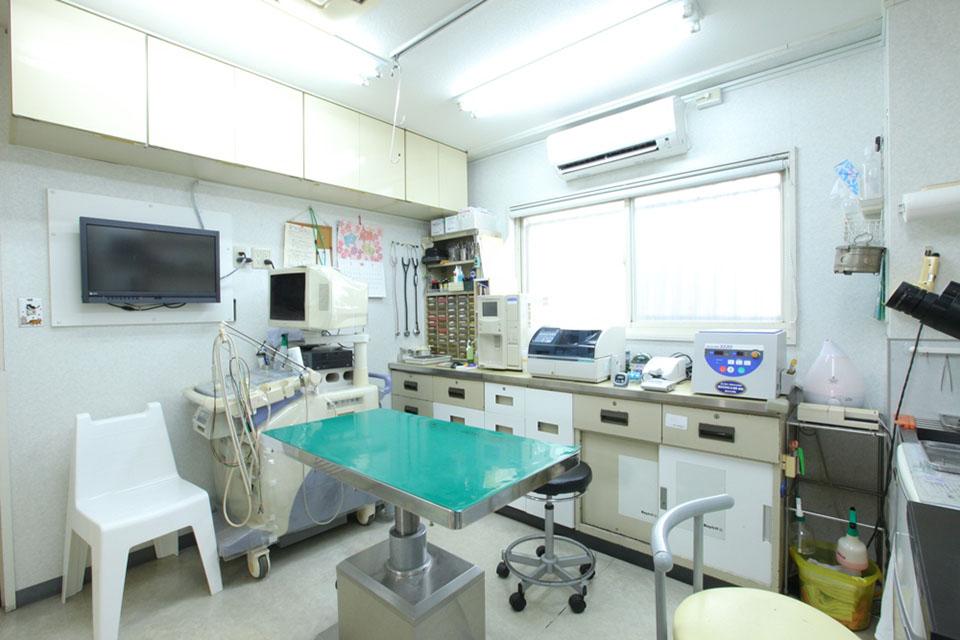 予防に力を入れている動物病院