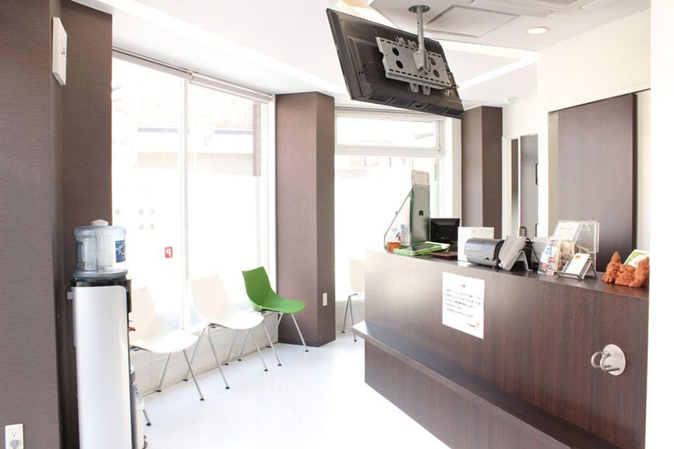 くりの木動物病院の内観画像