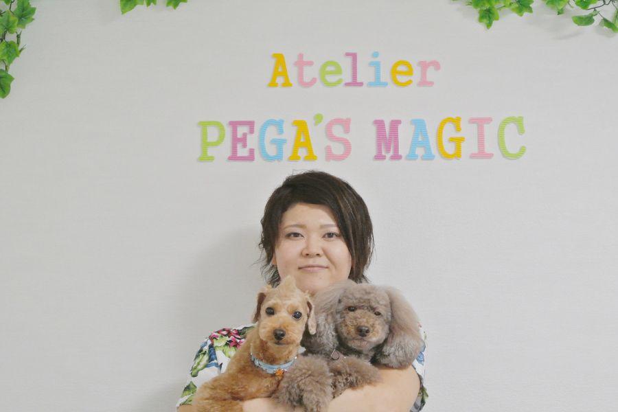 Atelier PEGA'S MAGIC【営業時間18:30~21:30】