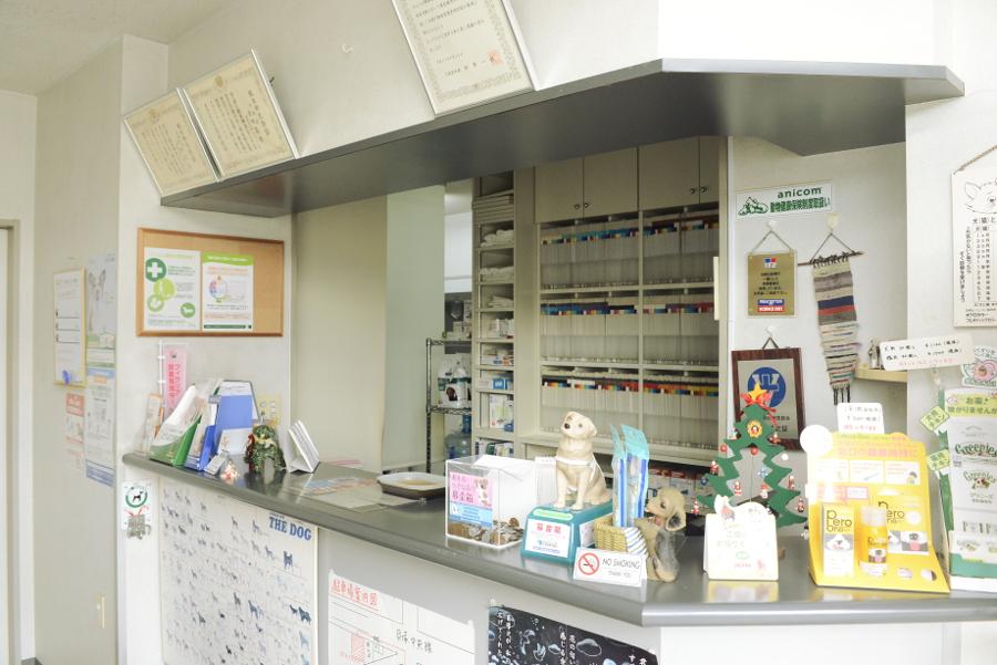 はづき動物病院(大阪府貝塚市加神)
