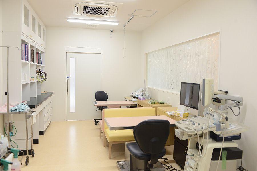 ぱんだ動物病院の内観画像