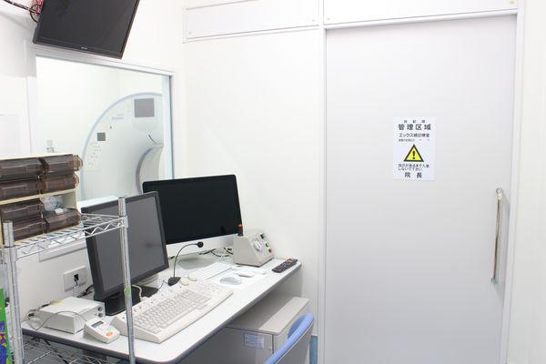 CTコントロールルーム