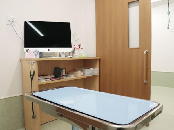 なかしま犬猫病院の内観画像