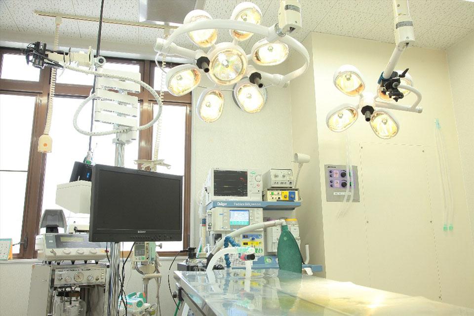 岡山動物がんセンター・三宅動物病院内観写真