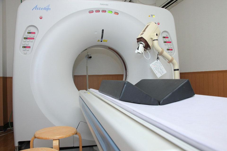 岡山動物がんセンター・三宅動物病院CT写真
