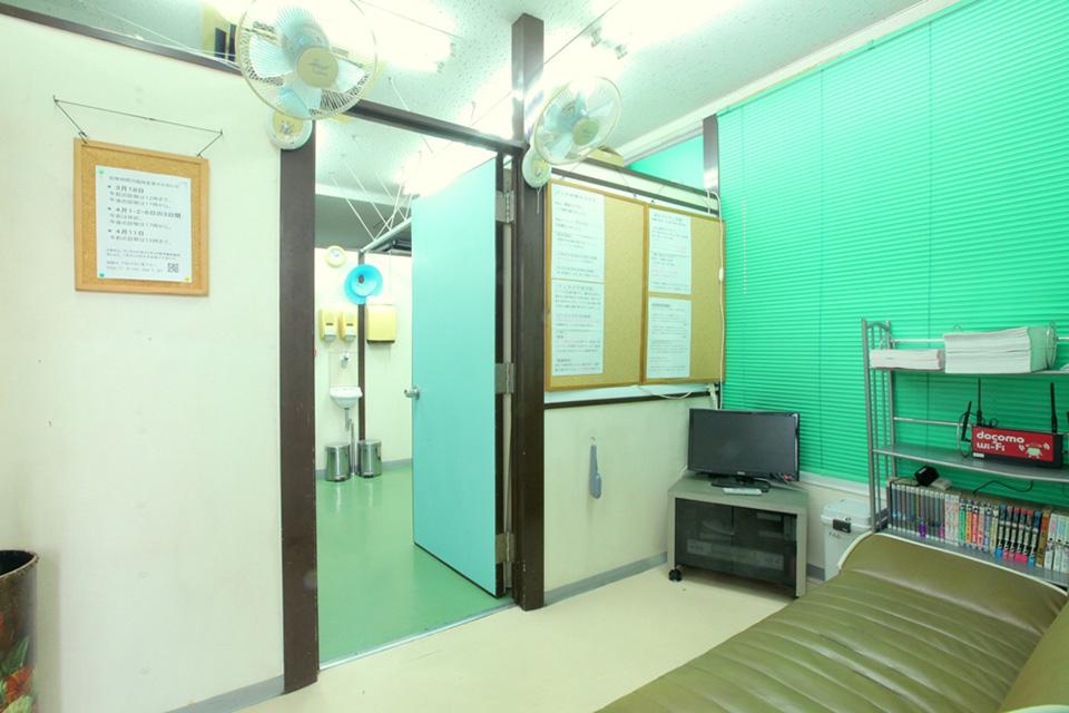 かやしま動物病院の内観画像