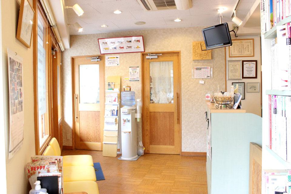 アルマ動物病院内観写真