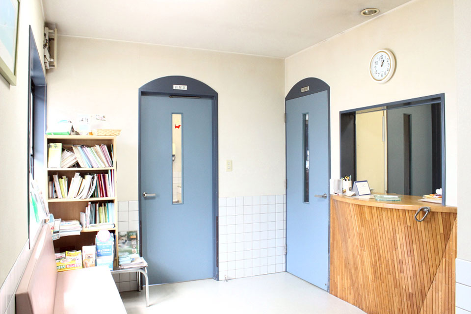 米川動物病院(トリミング)の内観画像