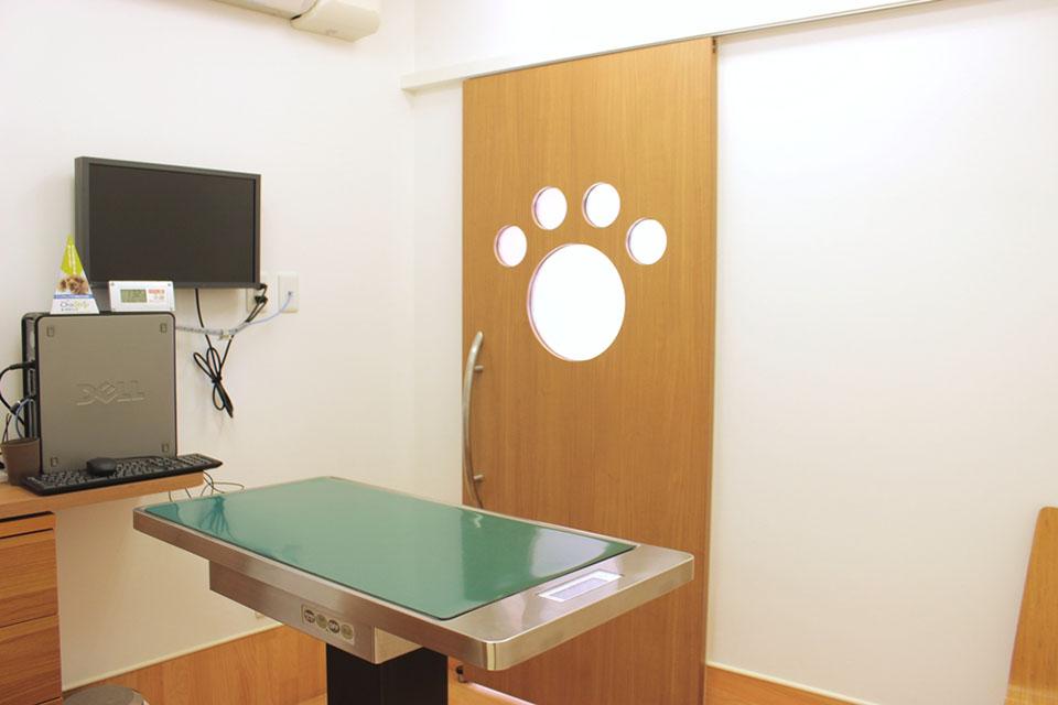 津田沼動物病院内観写真