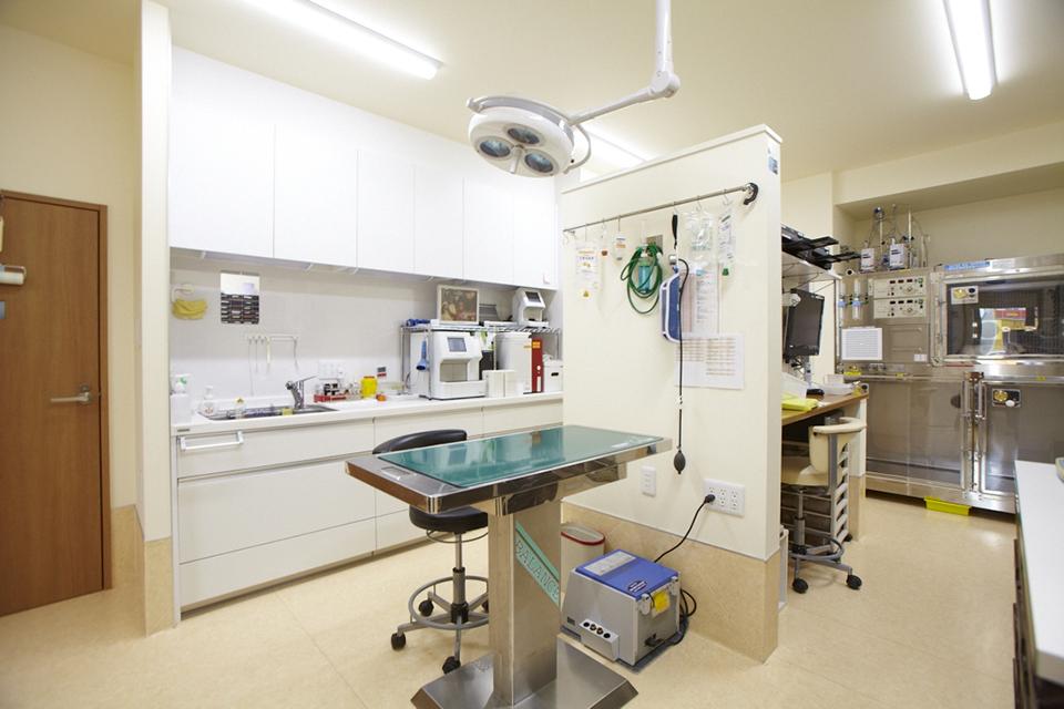 美園どうぶつ病院の内観画像