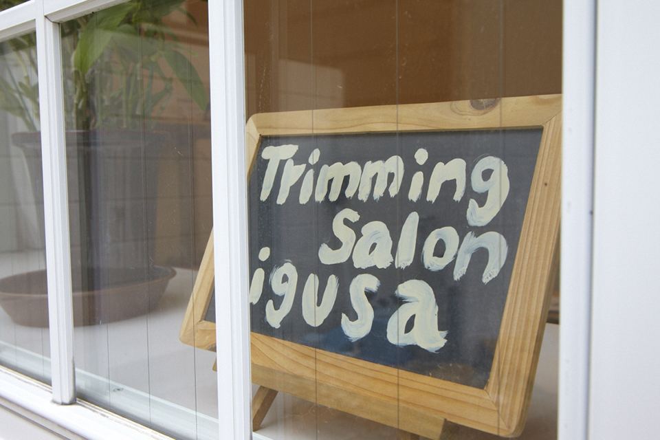 Trimming salon igusa(イグサ)