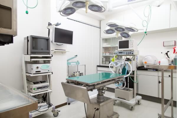 クレア動物病院 院内