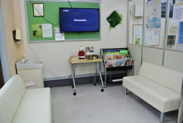 あいち動物病院の内観画像