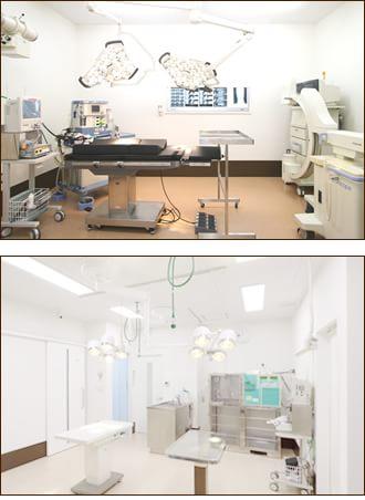 充実した設備で高度医療が受けられると評判の病院