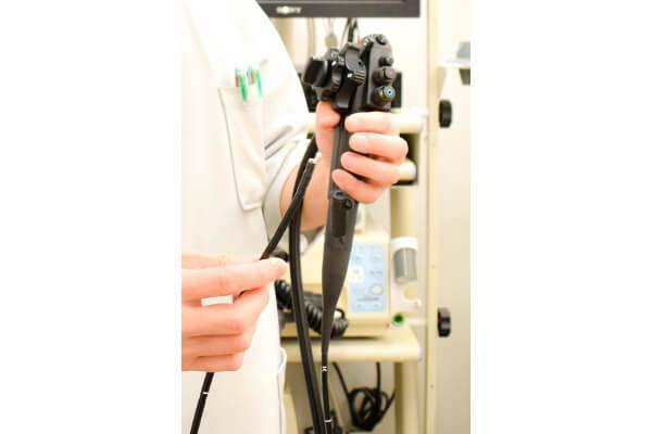デジタル内視鏡はレントゲンでは映らないような異常を見つけることが出来ます