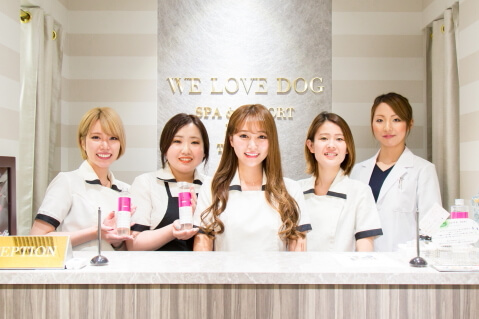 WE LOVE DOG CLINIC