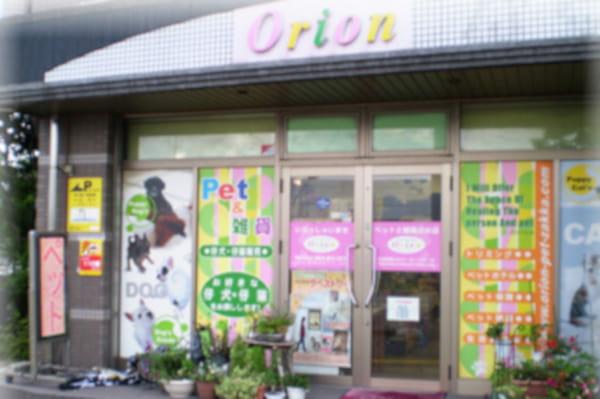 Pet&Goods shop Orion(ホテル)