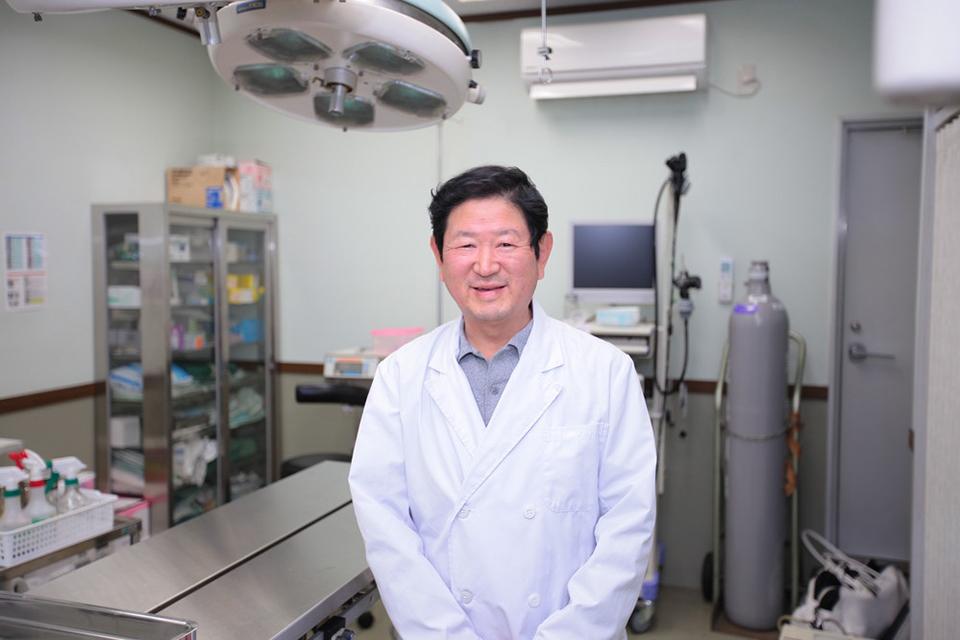 福井獣医科病院
