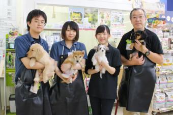 ペットアミ秋田卸町店