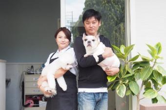 犬飼さん家の犬の美容室