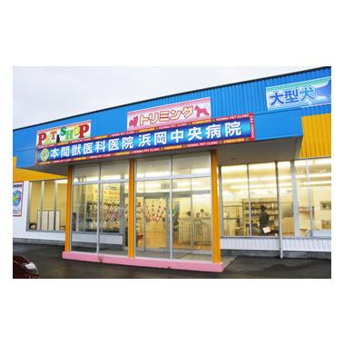 本間獣医科医院 浜岡中央病院