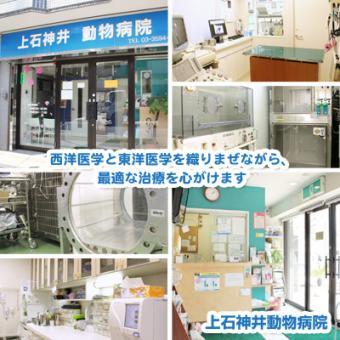 上石神井動物病院