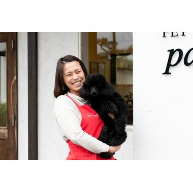 PET SALON partner dog