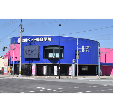 秋田ペット美容学院(ホテル)