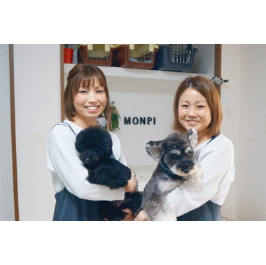 DOG SALON MONPI