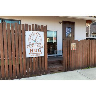 DOG HOUSE HUG
