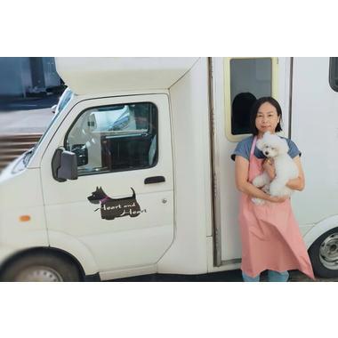 愛犬の移動美容室 ミルル