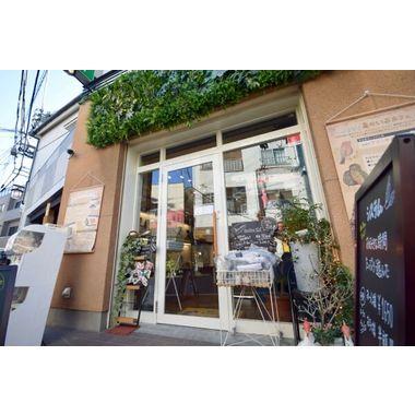 鳥のいるカフェ 千駄木店