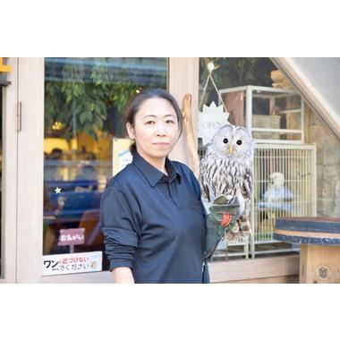 鳥のいるカフェ 谷中本店