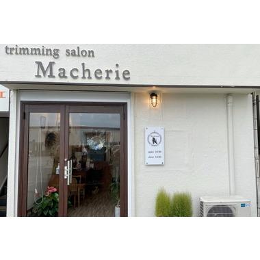 trimming salon Macherie