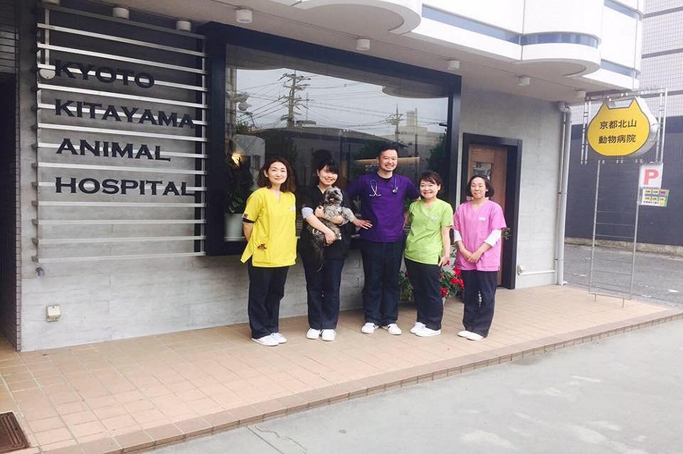 京都北山動物病院