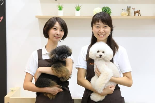 PET-SPA 町田店 スタッフ写真
