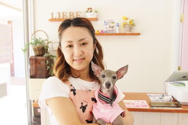 Dog Salon Liebe(ドッグサロン リーベ)のメイン画像