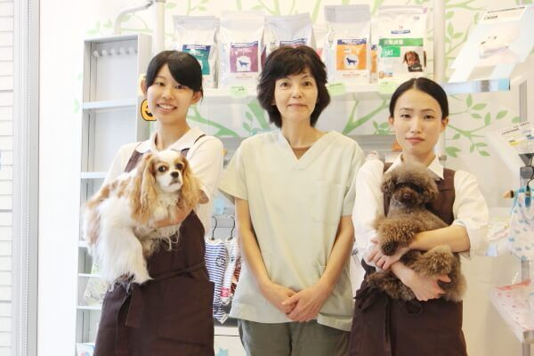 PET-SPA CARE+CURE ひばりヶ丘