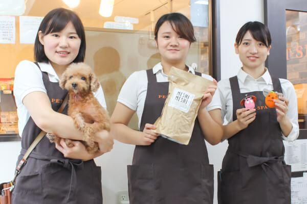 PET-SPA 成増店 集合写真